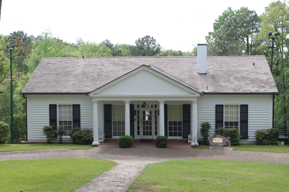 FDR's Little White House in Warm Springs, GA