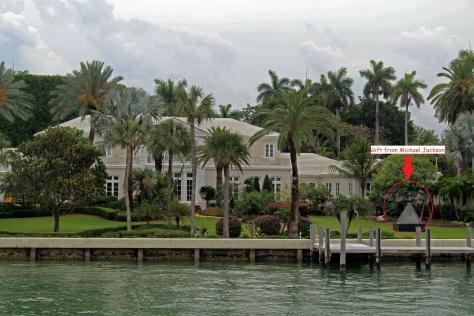 Elizabeth Taylor home