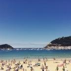 Sun, Sand and San Sebastián