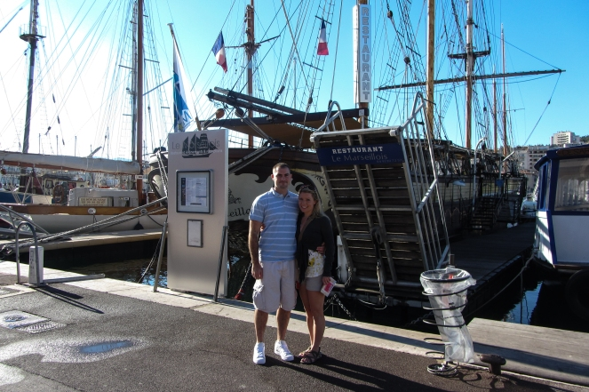 Photos from our first trip to Marseille.