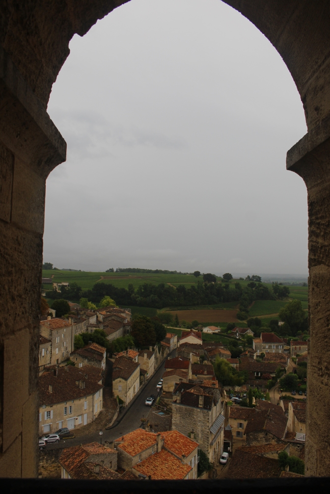 View from the bell tower.