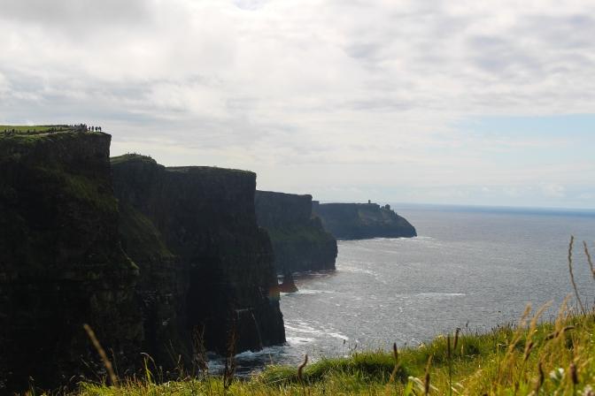 Moher Adventures in Ireland