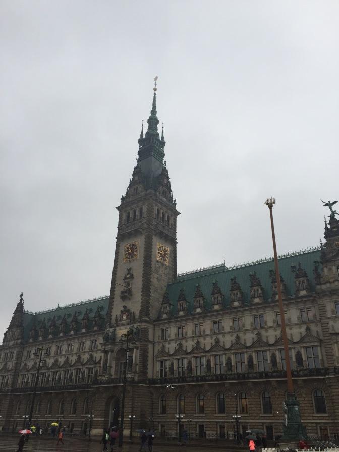 A surprise trip to Hamburg