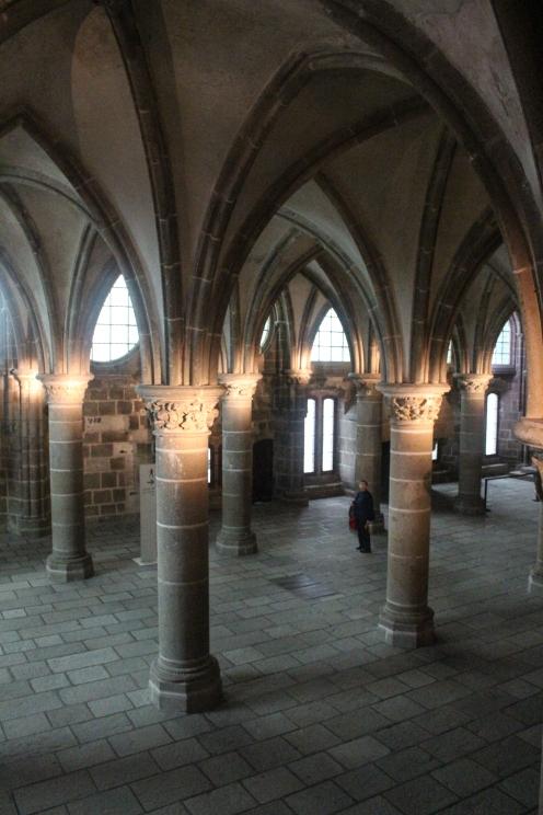 Knight's hall.