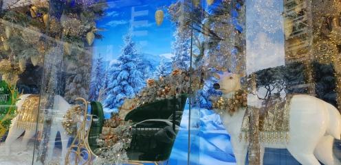 Rustans' Christmas Display