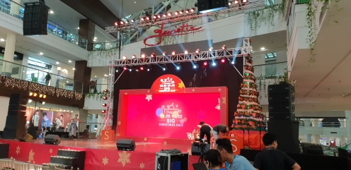 Christmas at Glorietta Mall