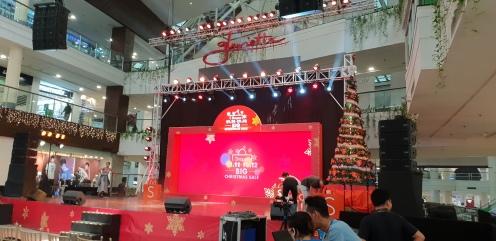 Christmas at Glorietta Mall